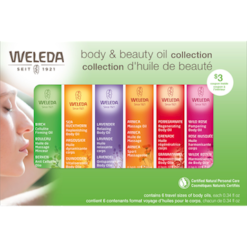 Weleda Body Care Body Oil Essentials Kit 1 kit BOKIT