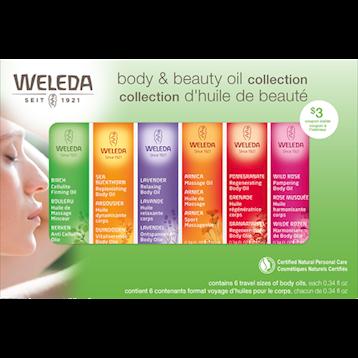 Weleda Body Care Body Oil Essentials Kit 1 kit BOKIT