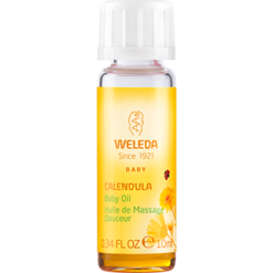 Weleda Body Care Calendula Oil Travel 0.34 oz CA179