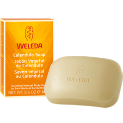 Weleda Body Care Calendula Soap Bar 3.5 oz CA174