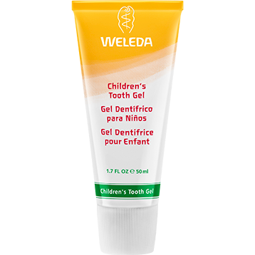 Weleda Body Care Childrens Tooth Gel 1.7oz WE8186