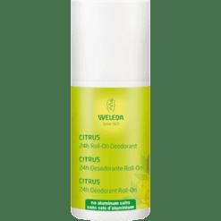 Weleda Body Care Citrus 24h Roll On Deodorant 1.7 fl oz W95235