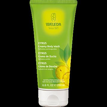 Weleda Body Care Citrus Creamy Body Wash 7.2 fl oz W88275