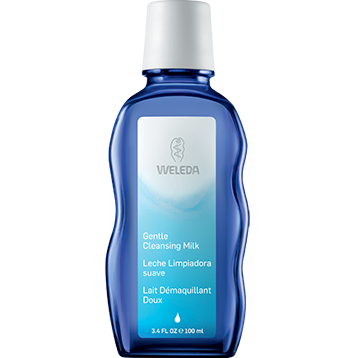 Weleda Body Care Gentle Cleansing Milk 3.4 fl oz W80132