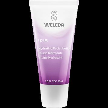 Weleda Body Care Iris Hydrating Facial Lotion 1 fl oz W80194