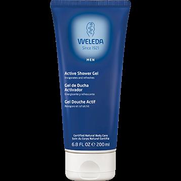 Weleda Body Care Men Active Shower Gel 6.8 fl oz W88411