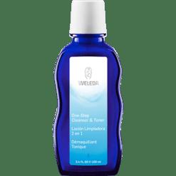 Weleda Body Care One Step Cleanser Toner 3.4 fl oz W80156