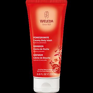 Weleda Body Care Pomegranate Creamy Body Wash 7.2 fl oz W88442