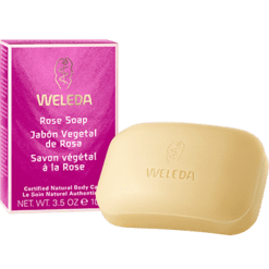 Weleda Body Care Rose Soap 3.5 oz W98830