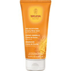 Weleda Body Care Sea Buckthorn Creamy Body Wash 6.8 fl oz SEAB4