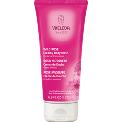 Weleda Body Care Wild Rose Creamy Body Wash 6.8 fl oz W88268