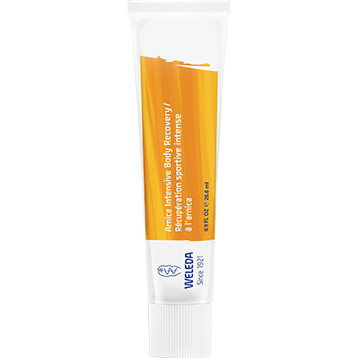 Weleda Essential Medicines Arnica Intensive Body Recover 0.9 oz W05596