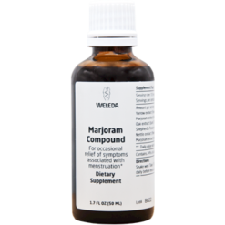 Weleda Essential Medicines Marjoram Compound 1.7 fl oz MARJO