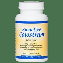 Well Wisdom Bioactive Colostrum Powder 60 grams COL59