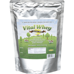 Well Wisdom Vital Whey Natural Cocoa 2.5 lbs W00173