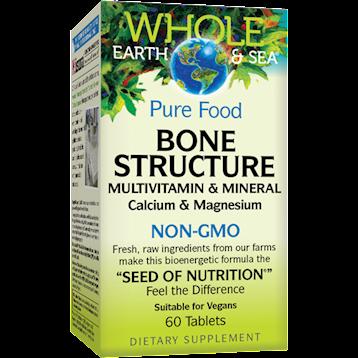 Whole Earth and Sea Bone Structure 60 tabs W55054