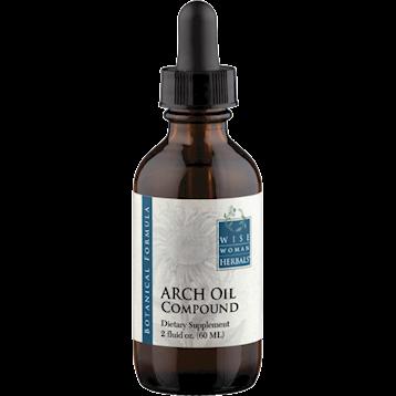 Wise Woman Herbals ARCH Oil Compound 2 oz ARNI7