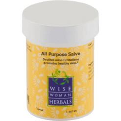 Wise Woman Herbals All Purpose Salve 1 oz SALVE