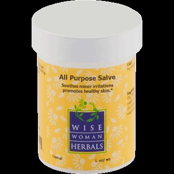 Wise Woman Herbals All Purpose Salve 1 oz SALVE