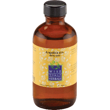 Wise Woman Herbals Angelica sin dong quai 4 oz DON19