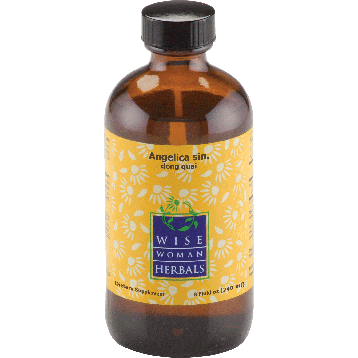 Wise Woman Herbals Angelica sin dong quai 8 oz DON24