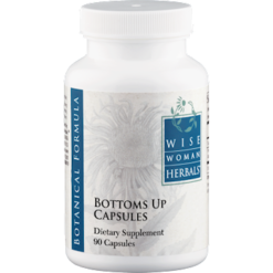 Wise Woman Herbals Bottoms Up Capsules 90 caps BOTT2
