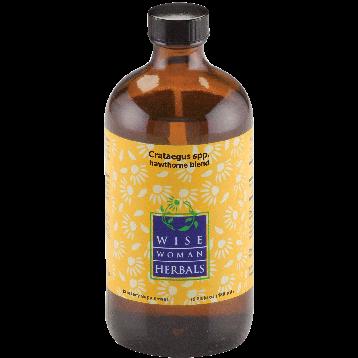 Wise Woman Herbals Crataegus hawthorne 16 oz HAW33