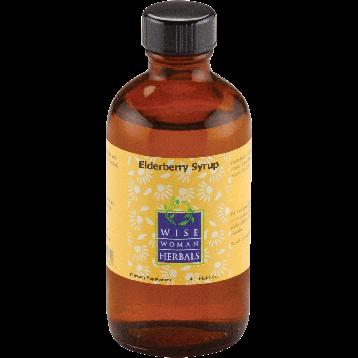 Wise Woman Herbals Elderberry Syrup 4 oz ELD20