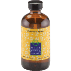 Wise Woman Herbals Elderberry Syrup 8 oz ELD19