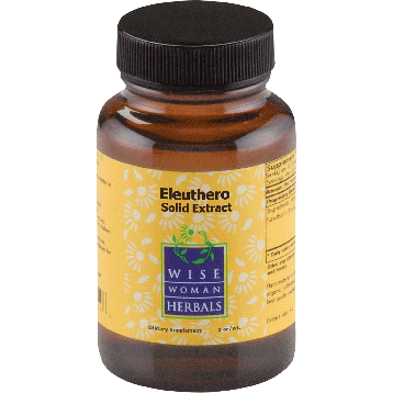 Wise Woman Herbals Eleuthero Solid Extract 2 oz SIB28