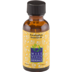 Wise Woman Herbals Eucalyptus Essential Oil 1 oz EUCA6