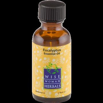 Wise Woman Herbals Eucalyptus Essential Oil 1 oz EUCA6