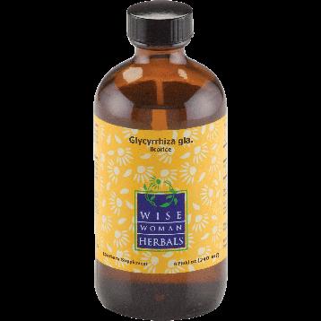 Wise Woman Herbals Glycyrrhiza licorice 8 oz LIC30
