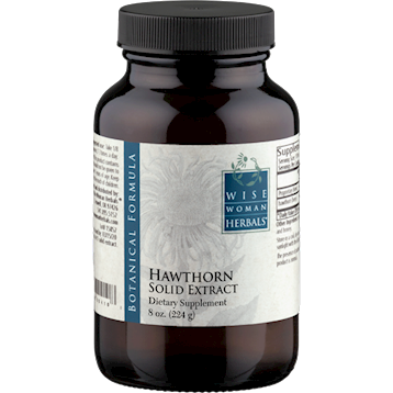 Wise Woman Herbals Hawthorne Solid Extract 8 oz HAW18
