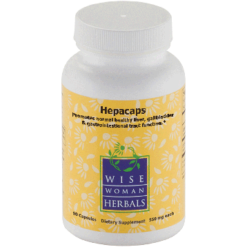 Wise Woman Herbals Hepacaps 90 caps HEPA4