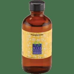 Wise Woman Herbals Hepaglycerite 4 oz HEP24