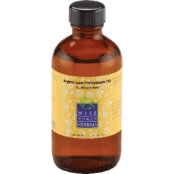 Wise Woman Herbals Hypericum Oil St. Johns wort 4 oz STJ47