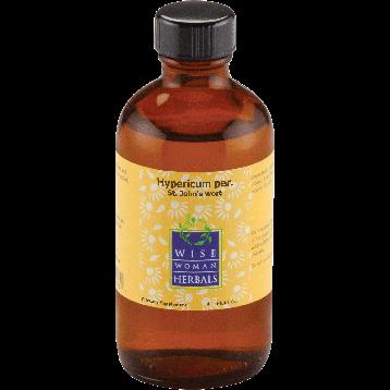 Wise Woman Herbals Hypericum St. Johns wort 4 oz STJ24
