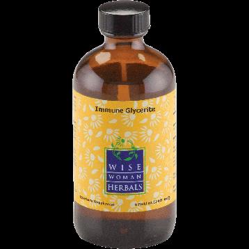 Wise Woman Herbals Immune Glycerite 8 oz CHI16