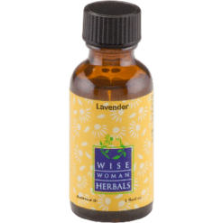 Wise Woman Herbals Lavender Essential Oil 1 oz LAVE6