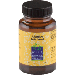 Wise Woman Herbals Licorice Solid Extract 2 oz LIC16