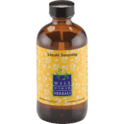 Wise Woman Herbals Liquid Serenity 8 oz SERE4