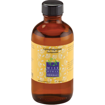 Wise Woman Herbals Lymphagogue Compound 4 oz LYMP1