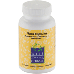Wise Woman Herbals Maca Capsules 90 caps MAC10