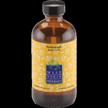 Wise Woman Herbals Melissa lemon balm 8 oz LEM11