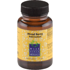 Wise Woman Herbals Mixed Berry Solid Extract 2 oz MIXE3