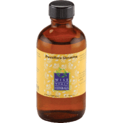 Wise Woman Herbals Passiflora Glycerite passionflower 4 oz PAS18