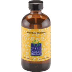 Wise Woman Herbals Passiflora Glycerite passionflower 8 oz PAS13
