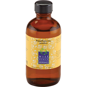 Wise Woman Herbals Passiflora passionflower 4 oz PAS20