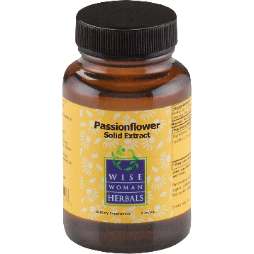 Wise Woman Herbals Passionflower Solid Extract 2 oz PASE2